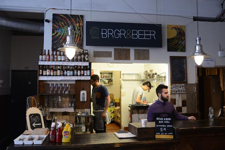 bgr and beer