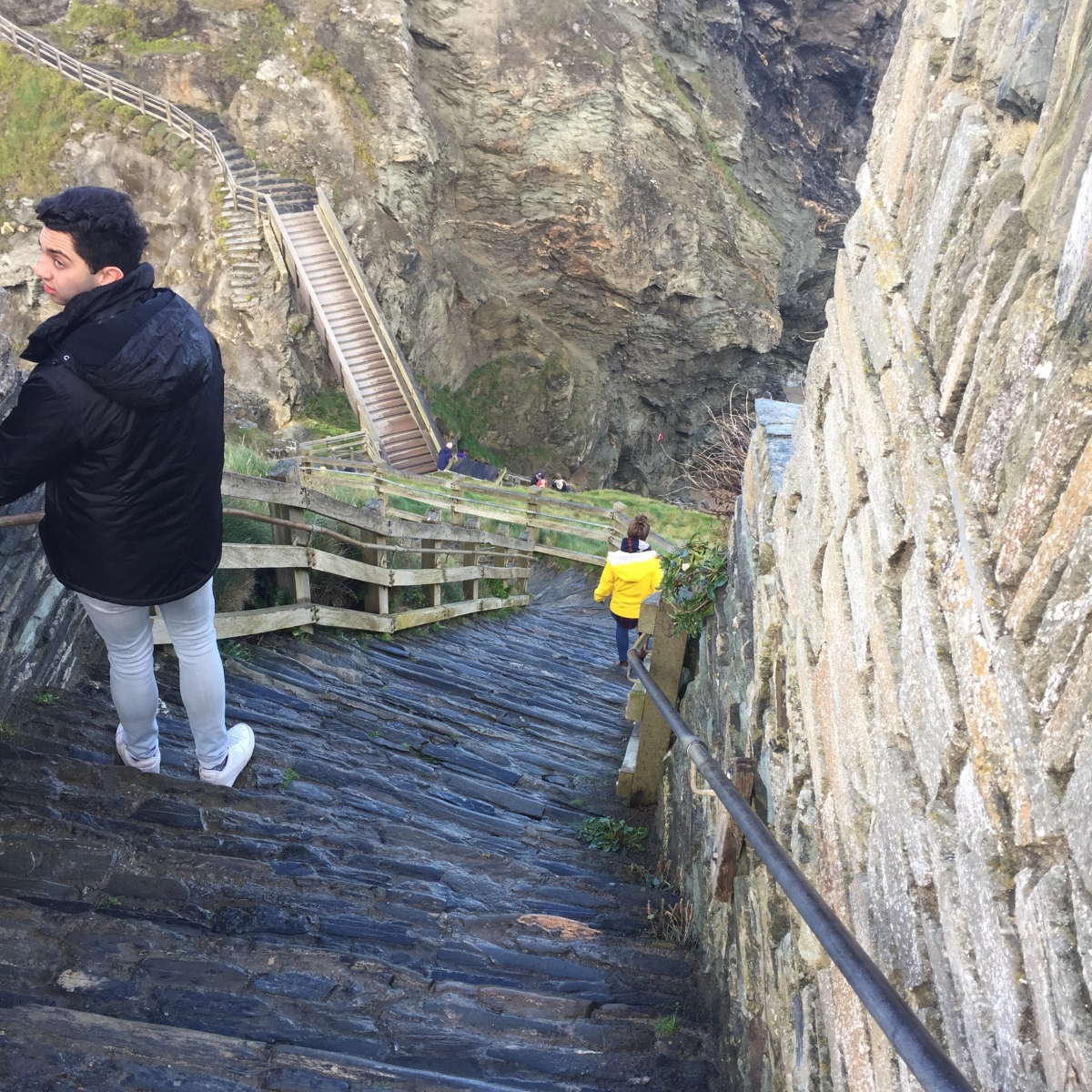 Tintagel Castle - Feel The Burn